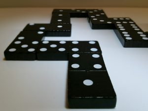 using dominos to teach addition and subtraction