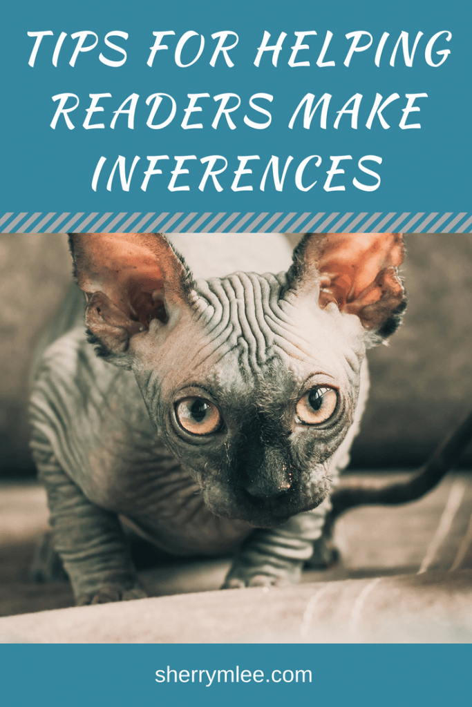 Helping Readers Make Inferences Pin
