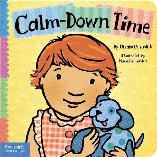 Calm-Down Time book