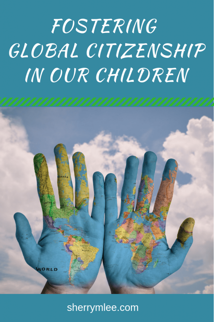Fostering Global Citizenship in Our Children I did not know much about global citizenship growing up. It is impossible to travel as a family as much as we would like. However, I was so excited to find... global citizenship for kids; global citizenship activities; world awareness activities; culturally responsive teaching #globalcitizen