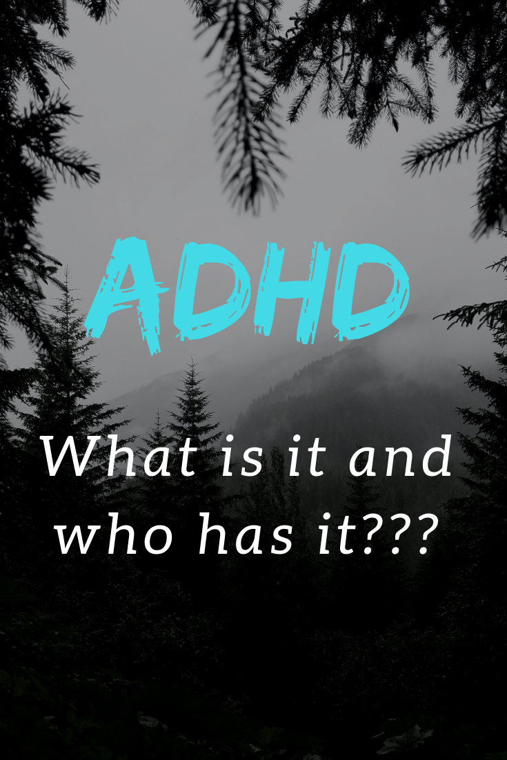 A huge pet peeve of mine is when individuals are described as being ADHD. It is important to understand what ADHD is as well as to have a few inspiring individuals to look up to. Every individual is more than their ADHD diagnosis! adhd in adults; adhd in the classroom; adults with adhd; #adhdstrategies #adhdkids