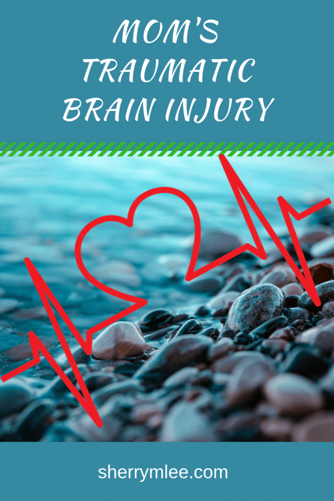 Mom's Traumatic Brain Injury; traumatic brain injury recovery; traumatic brain injury awareness; brain hemorrhage; I would love a medical study on the long-term recovery of patients after letting blood on the brain dissipate on its own as compared to having surgery to drain it,