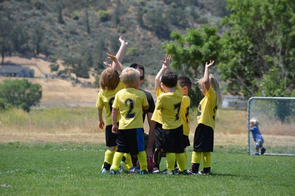 soccer team where everyone belongs