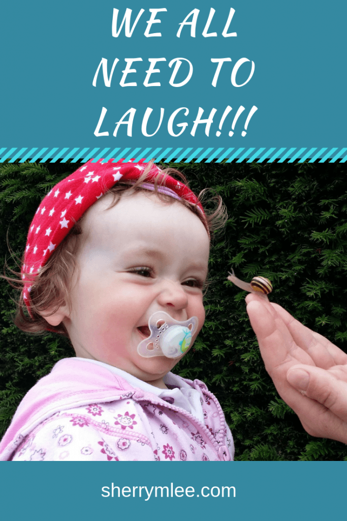 baby laughing; We All Need to Laugh; The Importance of Laughter; laughter is the best medicine; the importance of laughing; laughter is good for the soul #laughteristhebestmedicine