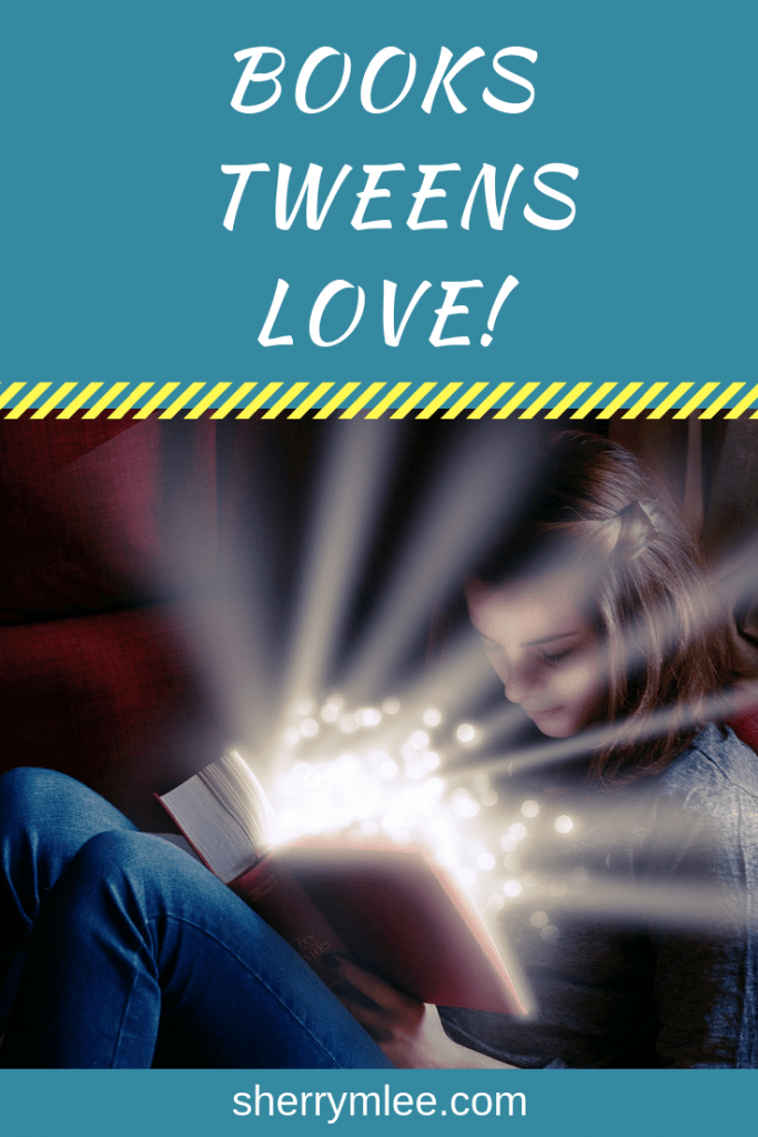 Need to get your tween reading? Check out some of these books that have been tested out and highly approved by my own tweens! Summer Reads for Tweens; great books for tweens; reading lists; how to get your child to read