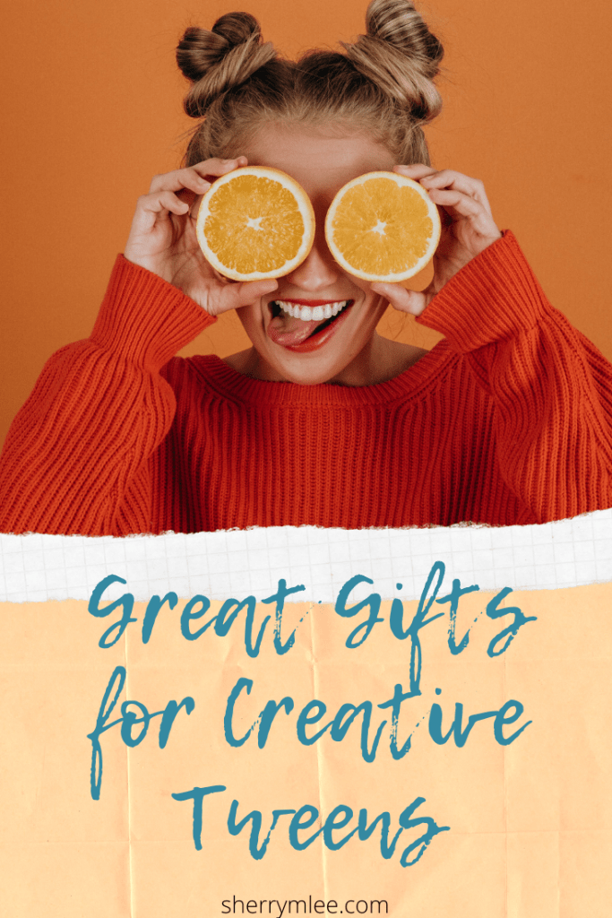 great gifts for creative tweens; gift guide for tweens; gift ideas for tweens; christmas ideas for tweens #tweengiftguide #creativetweens #giftsfortweens